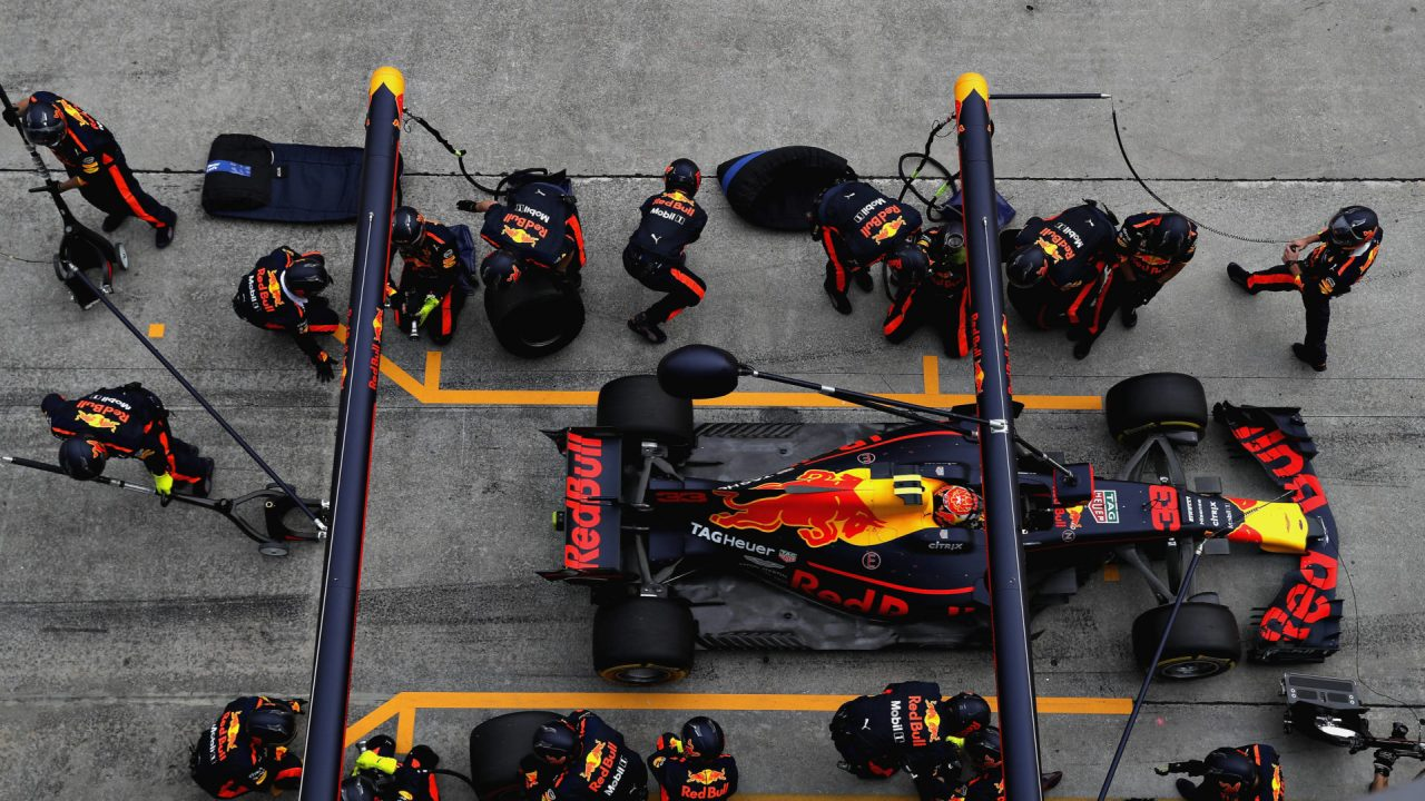 F1 retrospective