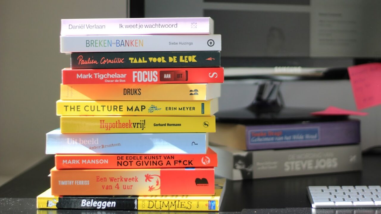 My favorite lessons learned from my 2020 personal reading list